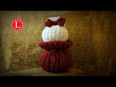Loom Knitting Dolls an Amigurumi Doll - made with 2 Preemie Hats | Loomahat - YouTube