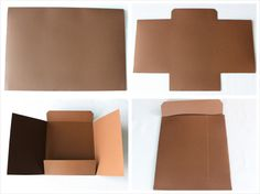 DIY Project: How To Make Attractive Product Packaging - L' Essenziale Craft Packaging, Paper Packaging, Pretty Packaging, Product Packaging, Packaging Ideas, Packaging Design, Gift Voucher Design, Handmade Envelopes, Making Envelopes