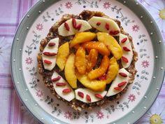 Papo vegano: Torta de frutas tropical (crudista)