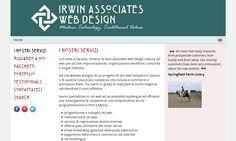 A new (erm old?) look for www.irwinassociates.eu #artdeco #webdesign #art #deco