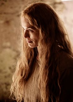 Cersei Lannister in Game of Thrones season 5 episode 10 (x)