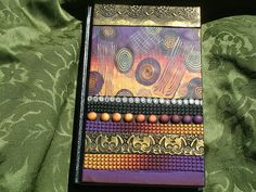 Polymer Clay Journal by Marianne Loveless