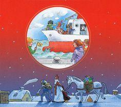 De mooiste Sinterklaasverhalen, Pieter van Oudheusden, tekeningen : Hilde van Craen