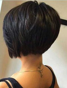 The best collection of Short Bob Hairstyles, Latest and best Short Bob Hairstyles, Short Bob Haircuts Trends for women Cute Bob Hairstyles, 2015 Hairstyles, Short Hairstyles For Women, Hairstyle Ideas, Hair Ideas, Black Hairstyles, Medium Hairstyles, Elegant Hairstyles, Stacked Bob Hairstyles