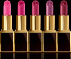 Tom Ford Beauty Lips & Boys Collection
