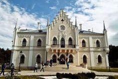 Palatul Cuza - Ruginoasa Romanian Castles, Beautiful Stories, Bucharest, Palaces, Notre Dame, Buildings, Travel, Viajes, Palace
