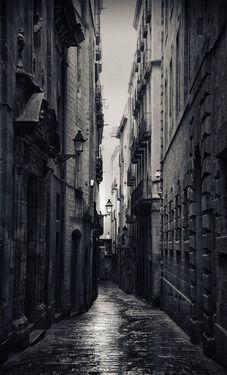 "Saatchi Online Artist Vlad Gansovsky; Photography, ""Gothic Quarter. Barcelona"" #art"