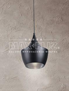 MAX- LIGHT Ori Silver lampa wisząca  P0053