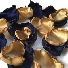 I hand cut and singe each flower petal. The petals will have an appearance of burnt singed edges, so please understand this is how they will look. I singe some a little longer to give the wilting look as that is what real life petals look like. &nbs...