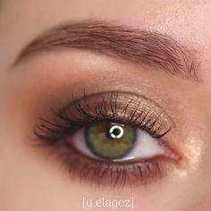 Dramatic Eye Makeup, Eye Makeup Steps, Simple Eye Makeup, Natural Eye Makeup, Blue Eye Makeup, Light Eye Makeup, Makeup Eyes, Natural Beauty, Smokey Eyes