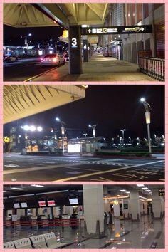 早安,台北,第一次從松山機場出境,感覺現在漂亮多了 ^^