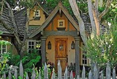 Enchanted cottage.....