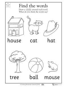 Worksheets Printable Worksheets For Toddlers printable kindergarten worksheets this is an easy preschool 5 favorite reading greatschools org