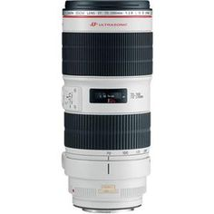 Canon EF 70-200mm f/2.8L IS II USM AutoFocus Telephoto Zoom Lens - USA