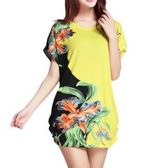 new 2017 women summer short sleeve casual t-shirts printed cat casual clothing tops & tees big large plus size loose 4XL 3XL