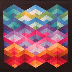 Quilts For Sale, Quilted Wall Hangings, Custom Quilts, Custom Wall, Sunrise, Environment, Fabrics, Smoke Free, Free Shipping