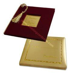 Pakistani Wedding cards, Wedding Cards Collection Pakistan, Muslim Wedding cards, Scroll invitations