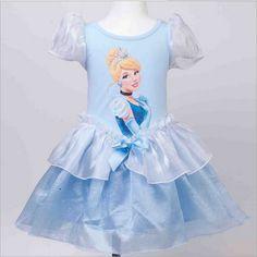 New 2015 Brand Kids Baby Girls Princess dress Frozen Dress Elsa's and Anna's girl dresses,frozen princess elsa anna dress