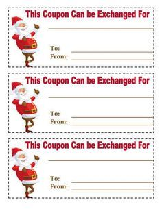 This is a photo of Current Printable Christmas Coupons