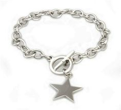 Lone Star Stainless Steel Bracelet
