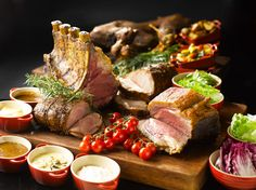 Satisfy the carnivore in you at PARKROYAL on Beach Roadfrom 5 September to 26 October 2014 at Plaza Brasserie's For The Love of Roasts buffet dinner