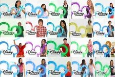 Miss the old Disney channel except the first person on there