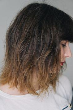 Trendy Mood | Tuto vidéo : comment faire soi-même un ombré hair | http://www.trendymood.com