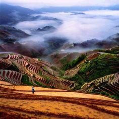 Guilin #beautiful #places #china