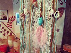 Bohemian Dreamcatcher  Tropico   Boho Wall от iCatchUrDream