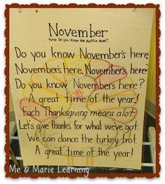 November Songs