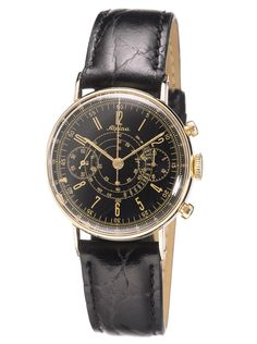 If you like old watches and the nostalgia of the early twentieth century, this Alpina watch is made for you.