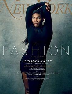 @NYMag Serena Williams - agostos 2015