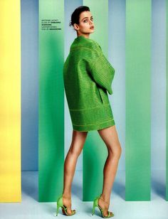 The colors of summertime, Ermanno Scervino SS15 wicker macramè jacket in Tatler Uk February issue #ScervinoEditorials #ErmannoScervino