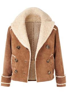 Burberry Prorsum cropped jacket, $4,995, us.burberry.com. Courtesy  - HarpersBAZAAR.com