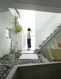 Japanese modern home