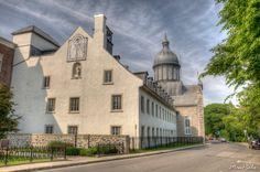 Le couvent des Ursulines de Trois-Rivières (Mauricie) / The convent of the Ursulines of Trois-Rivières (Mauricie)