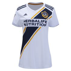 adidas LA Galaxy Women s Home Jersey 2019-m Copa Mundial e75244c4ec111