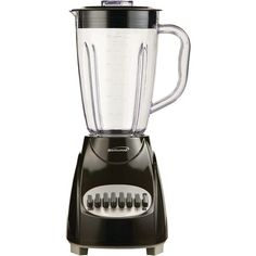 Get the perfect texture with the Brentwood 12-Speed Blender. Its 1.5 liter capacity accommodates plenty of ingredients while its twelve speeds provide you with the perfect consistency. Features: - 350