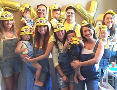 Despicable Me / Minions Birthday Party Ideas | Photo 1 of 12