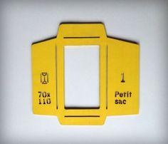 1 Petit sac - Enveloppenmal 70x110
