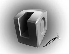 COLLECTION OF FORMS by YO KOBAYASHI at Coroflot.com Form Design, Sketch Design, Photoshop Rendering, Industrial Design Sketch, Wooden Boxes, Yamaha Motorcycles, Design Inspiration, House Design, Shapes
