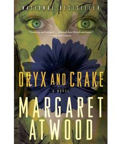 Oryx and Crake by Margaret Atwood. Dystopian novel that asks compelling questions about what happens when scientists are gods. Like all Atwood novels, this one is thought-provoking and beautifully-written. Margaret Atwood, Best Sci Fi Books, Good Books, Books To Read, Amazing Books, Big Books, Oryx And Crake, Science Fiction, Journey