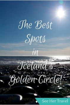Driving the Golden Circle Spots in Iceland is an awesome a blast! Find Golden Circle travel tips and best South Iceland attractions. Iceland Travel Tips, Asia Travel, Travel Guide, Travel Info, Travel Stuff, Wanderlust Travel, Budget Travel, Travel Ideas, Golden Circle