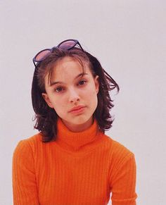 Natalie Portman by Dewey Nicks 1995