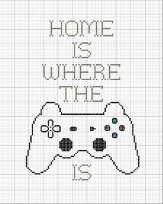 Home is where the PS is by ~rukiara on deviantART