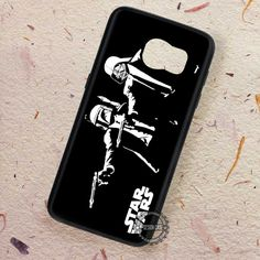 Sexy In Suit Boba Fett Darth Vader - Samsung Galaxy S7 S6 S5 Note 7 Cases & Covers