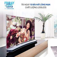 """Khi """"Muốn yêu ai đó cả cuộc đời"""", hãy cùng người ấy tận hưởng những ca khúc lãng mạn vào mỗi cuối tuần. Tải ngay playlist """"Bài Hát Cho Em"""" chất lượng Lossless tại Friday Hits, thứ 6 tuần này: http://spr.ly/Samsung-Friday-Hit"""