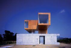 Kazuhiro Kojima / CA t - Ota house museum, Gunma 2004