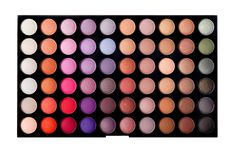 120 Eyeshadow Palette 5th Ed: Pink & Natural Colors