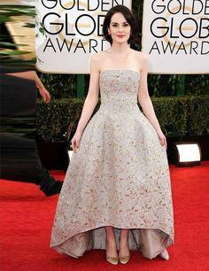 Golden Globes 2014 Red Carpet Fashion Trends | ELLE UK